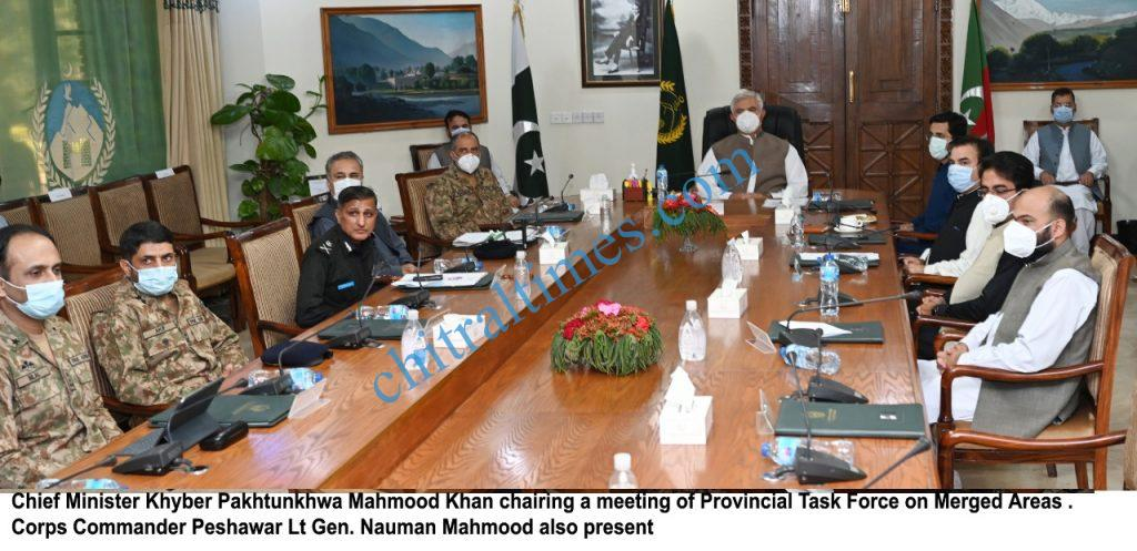 cm chaired kp taskforce meeting scaled