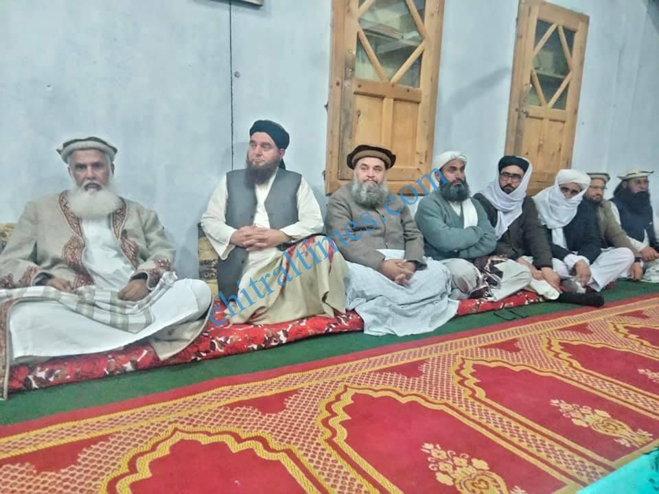 madrasa muhammadia danin chitral dastar bandi program