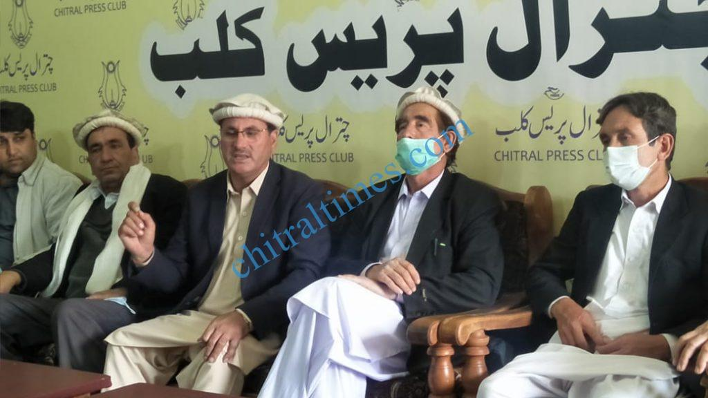 ppp chitral saleem khan press confrence2 scaled
