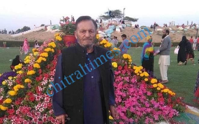 Hussain ullah master chitral ustad