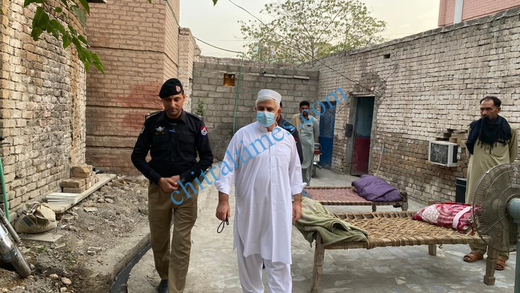 chief minister khyber pakhtunkhwa surprise visit police stations1