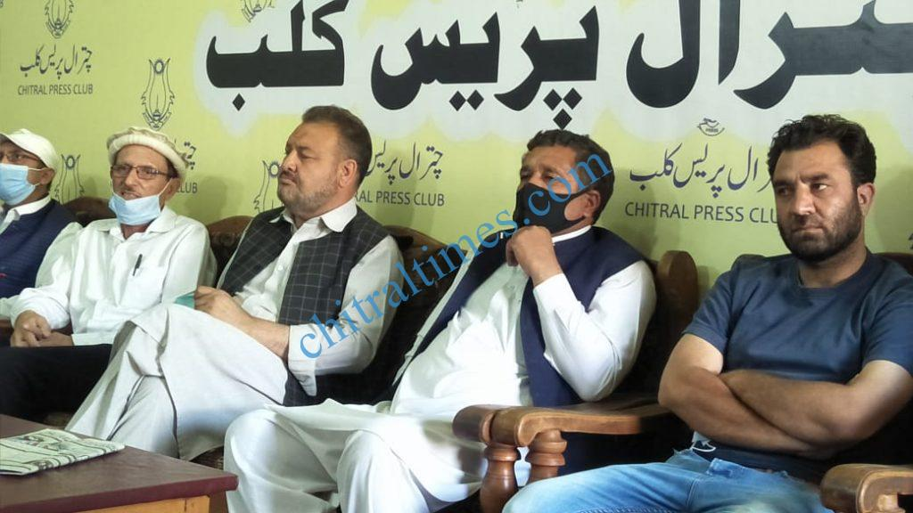 chitral hotel association press confrence scaled