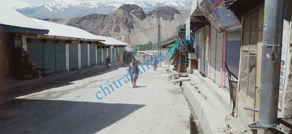 chitral lockdown booni bazar scaled