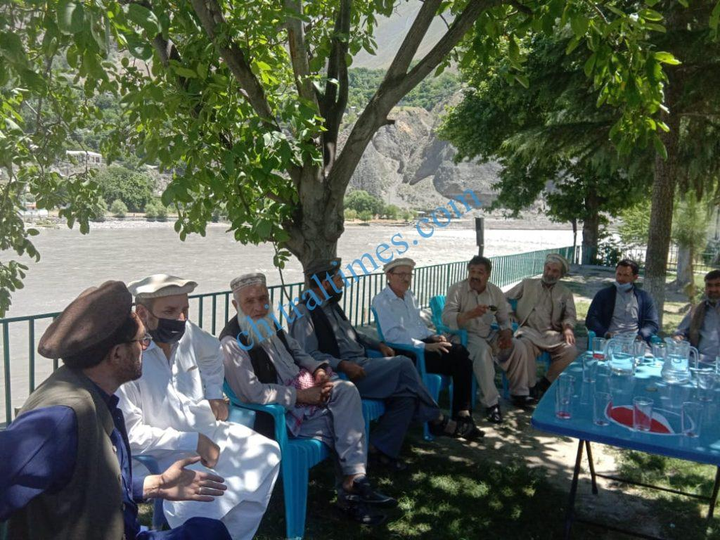 chitral tourism association meeting scaled
