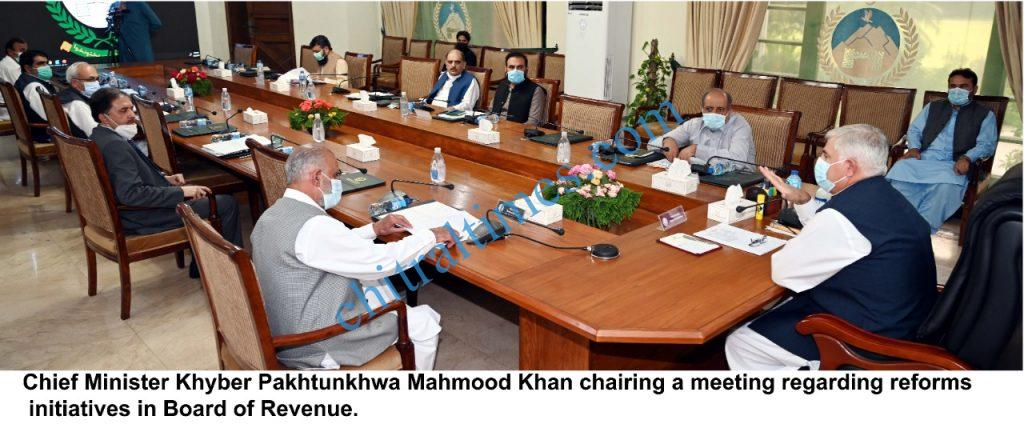 cm kp chaired meeting board of revenue scaled