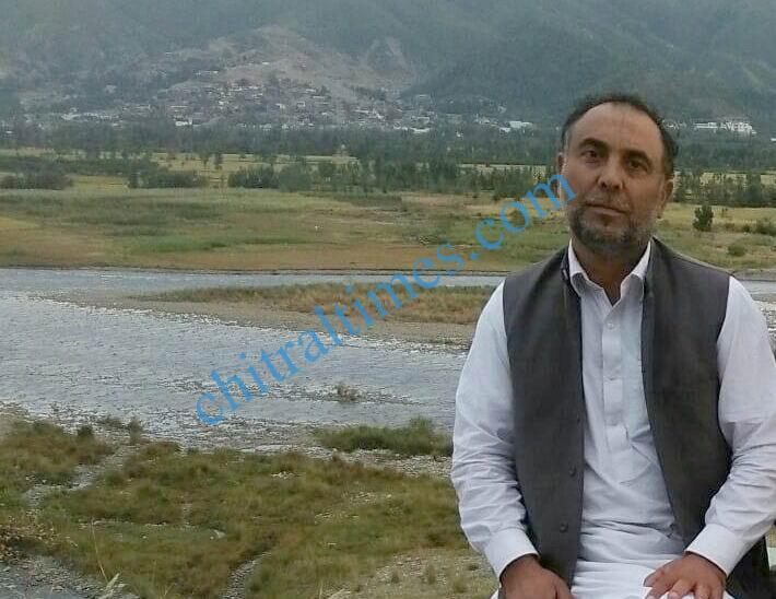 dfc upper chitral irshad hussain arshad