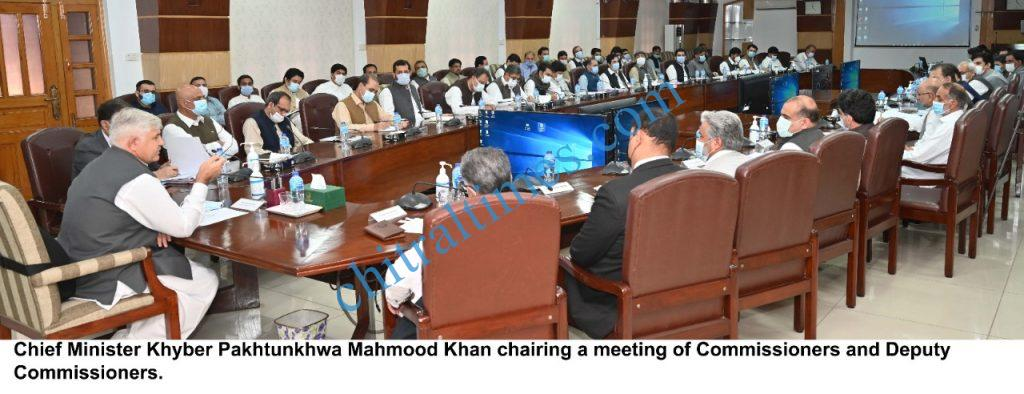 CM meeting with Commissioner dcs scaled