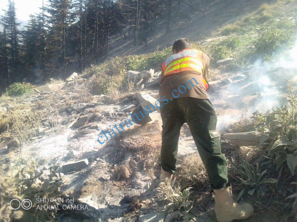 chitral times kalash valley forest fire1 scaled