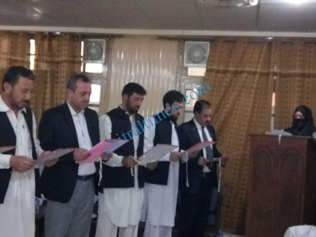 chitraltimes bar oath taking ceremoney chitral 2 scaled