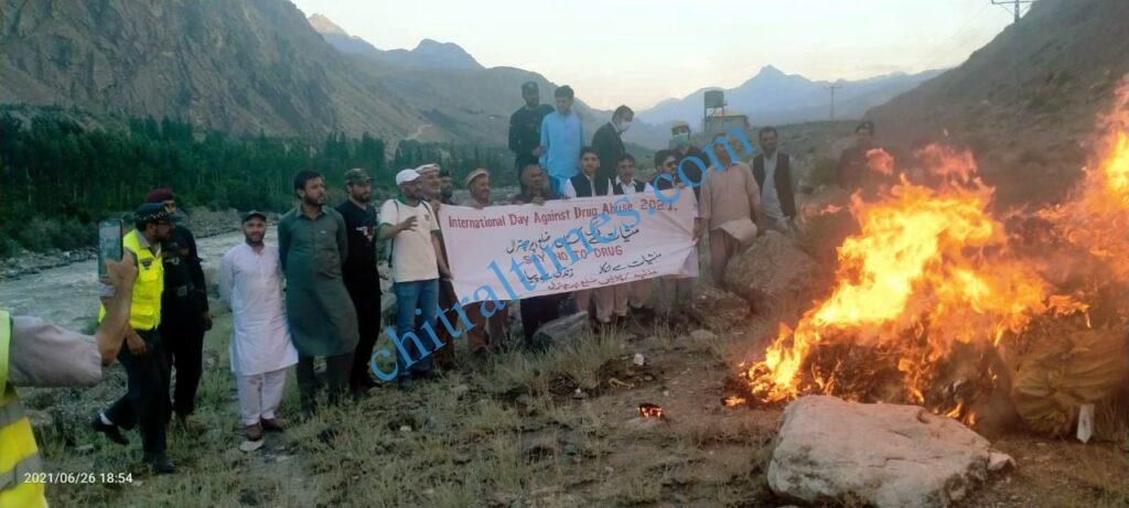 chitraltimes drugs distroyed upper chitral scaled