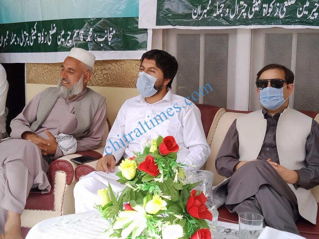 chitraltimes zakat distributed upper chitral qasim scaled