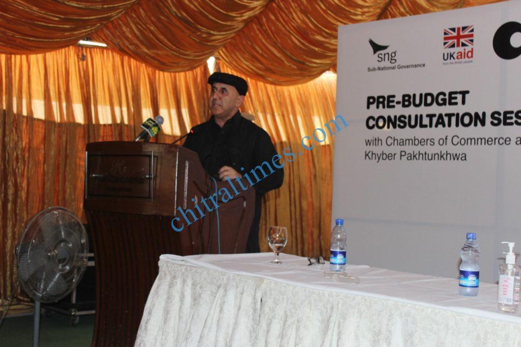 fpcci peshawar pre budget seminar scaled