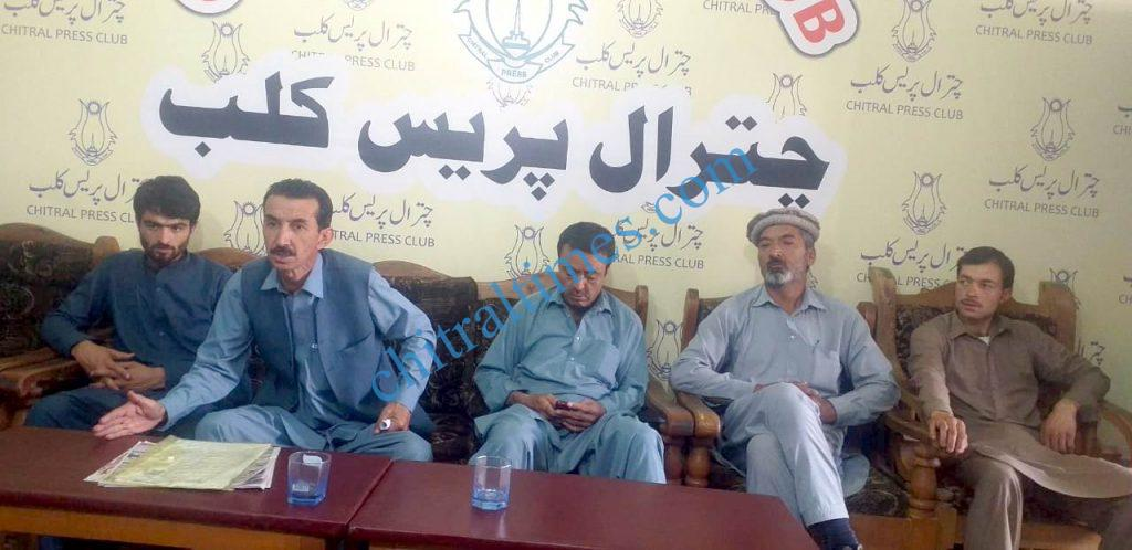 khurshed ahmad press confrence kalash valley scaled