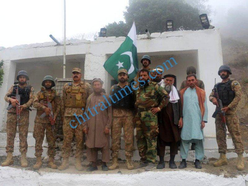 افغان فوجیوں