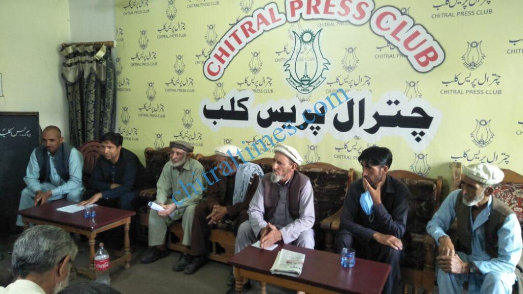 chitraltimes xitor press confrence scaled