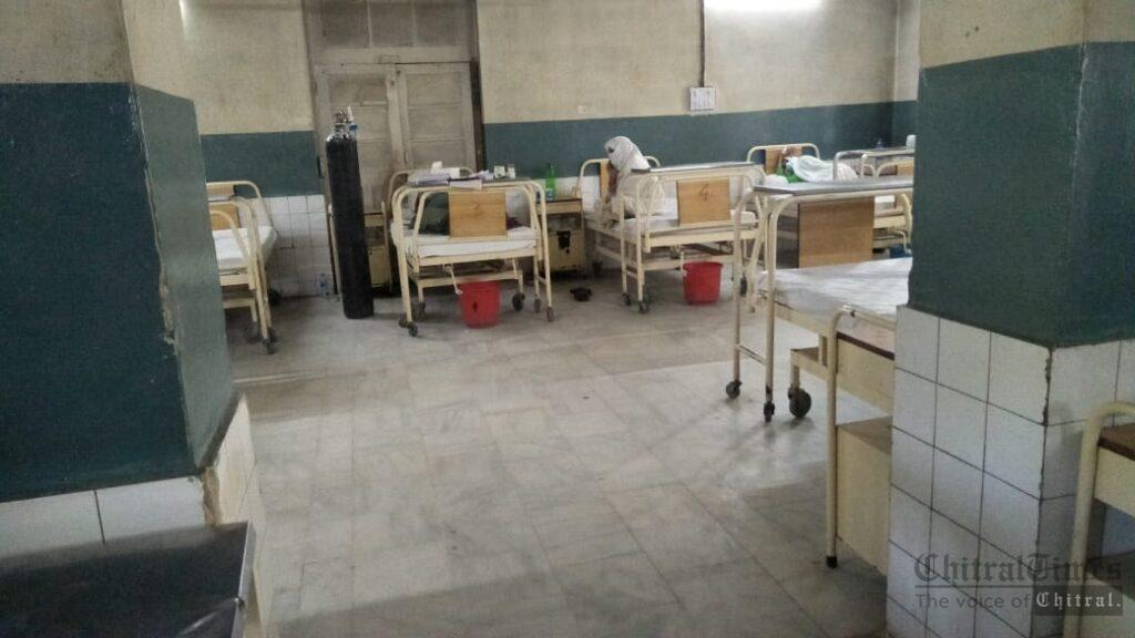 chitraltimes dhq hospital ward1 scaled