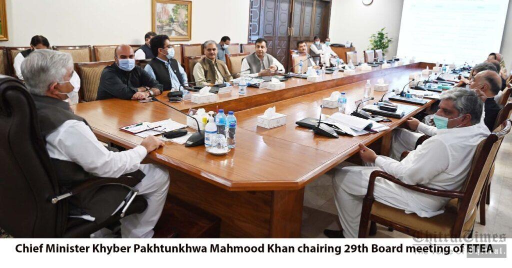 chitraltimes kp mahmood khan chairing etea meeting scaled