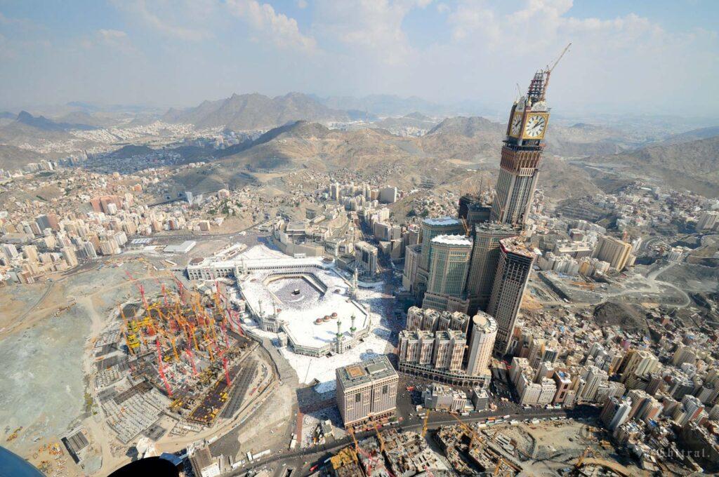 Saudi arabia Mecca Saudi Arabia scaled