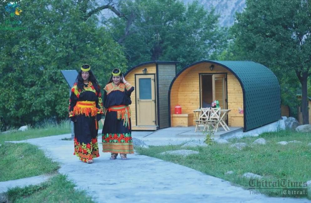 chitraltimes blogers visit kalash valley 2